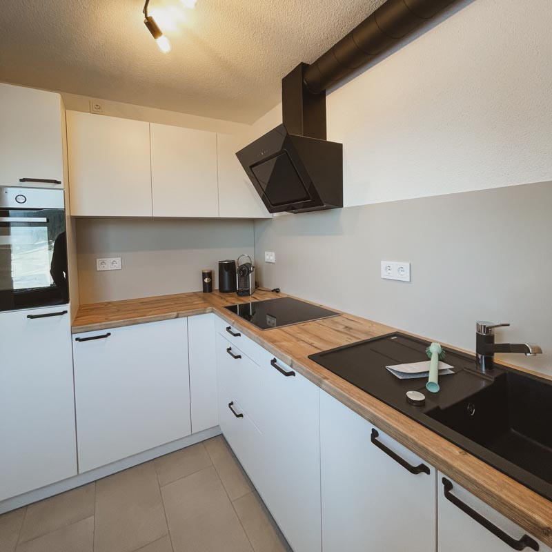 Ferienwohnung Todtnauberg Küche Haus Malea